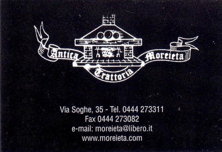 Trattoria Moreieta