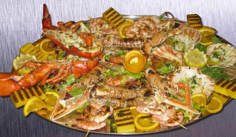 Ristorante pizzeria con piatti di pesce vicenza for Secondi piatti di pesce