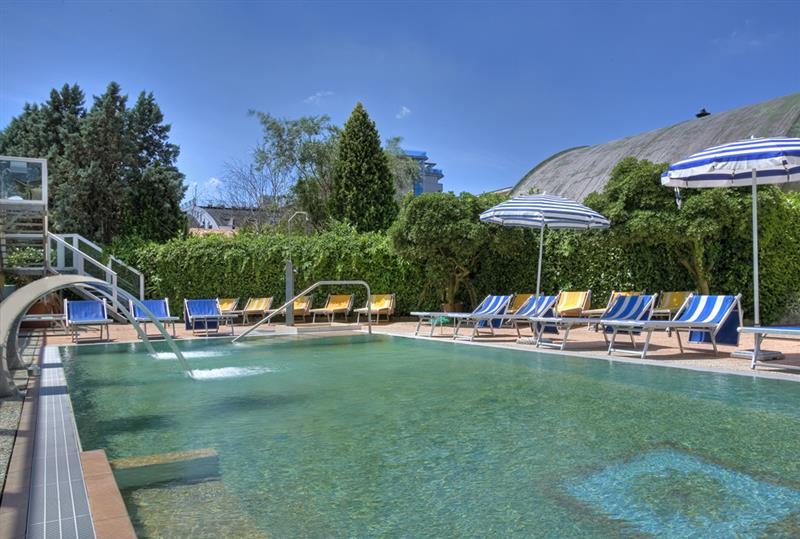 hotel relax con piscine termali padova abano terme