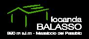 Rifugio Balasso