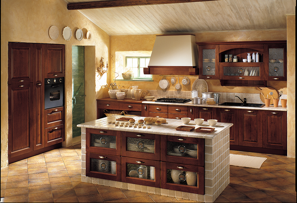 Cucina Country - Vicenza - Zanè, Malo, Schio - Effedb Arredamenti ...