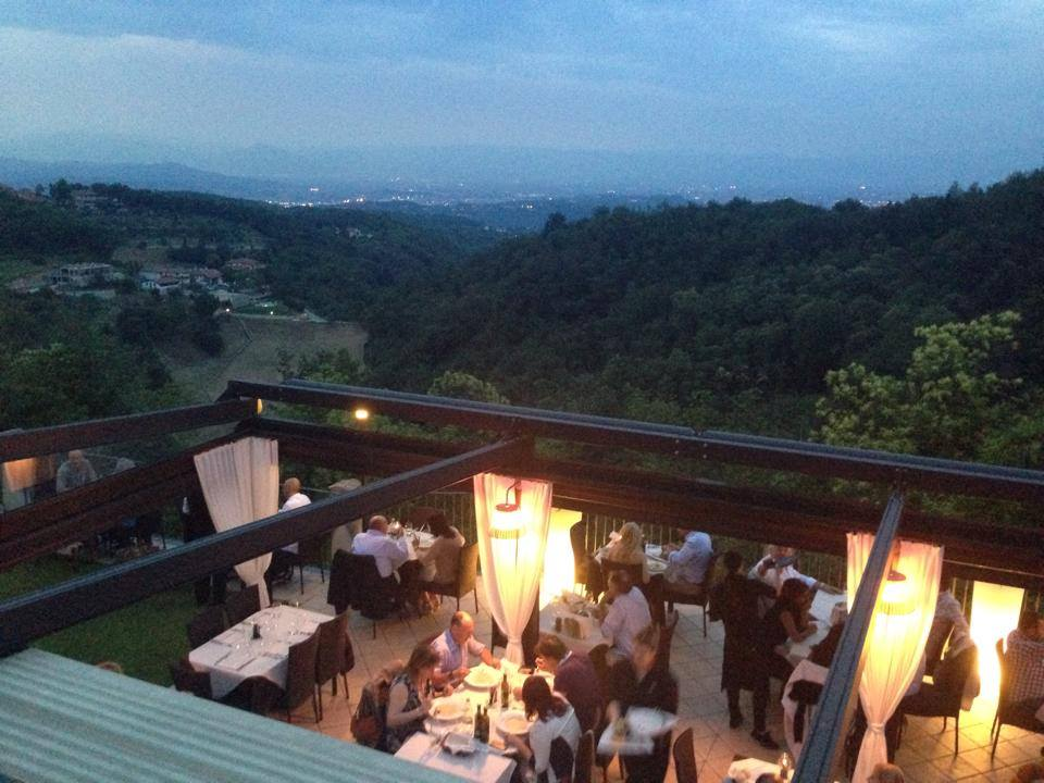 Ristorante con terrazzo estivo - Vicenza - Arcugnano, Altavilla ...