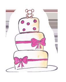 FANTASIA CAKE DESIGN