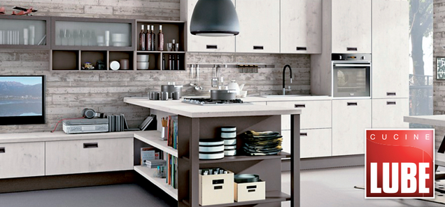 Best cucine lube bologna contemporary - Costi cucine lube ...