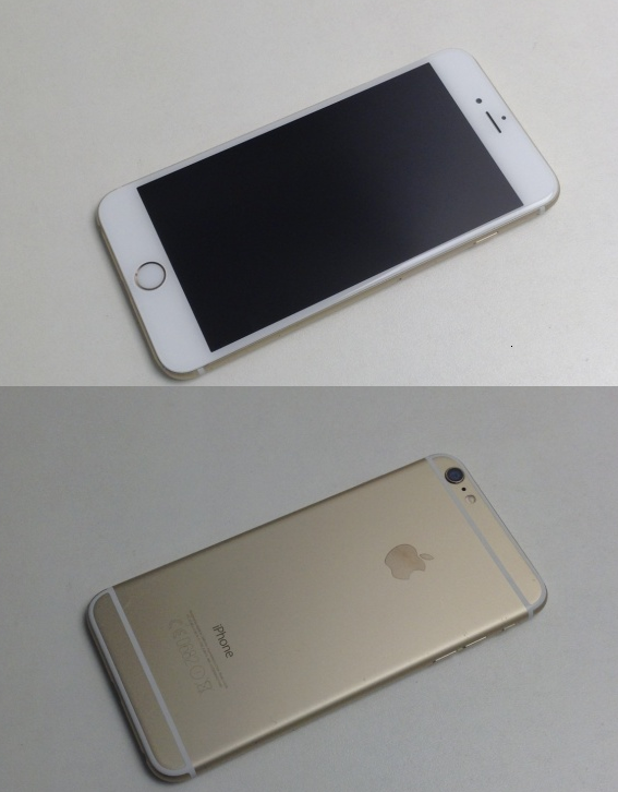 iPhone 6 Grigio siderale