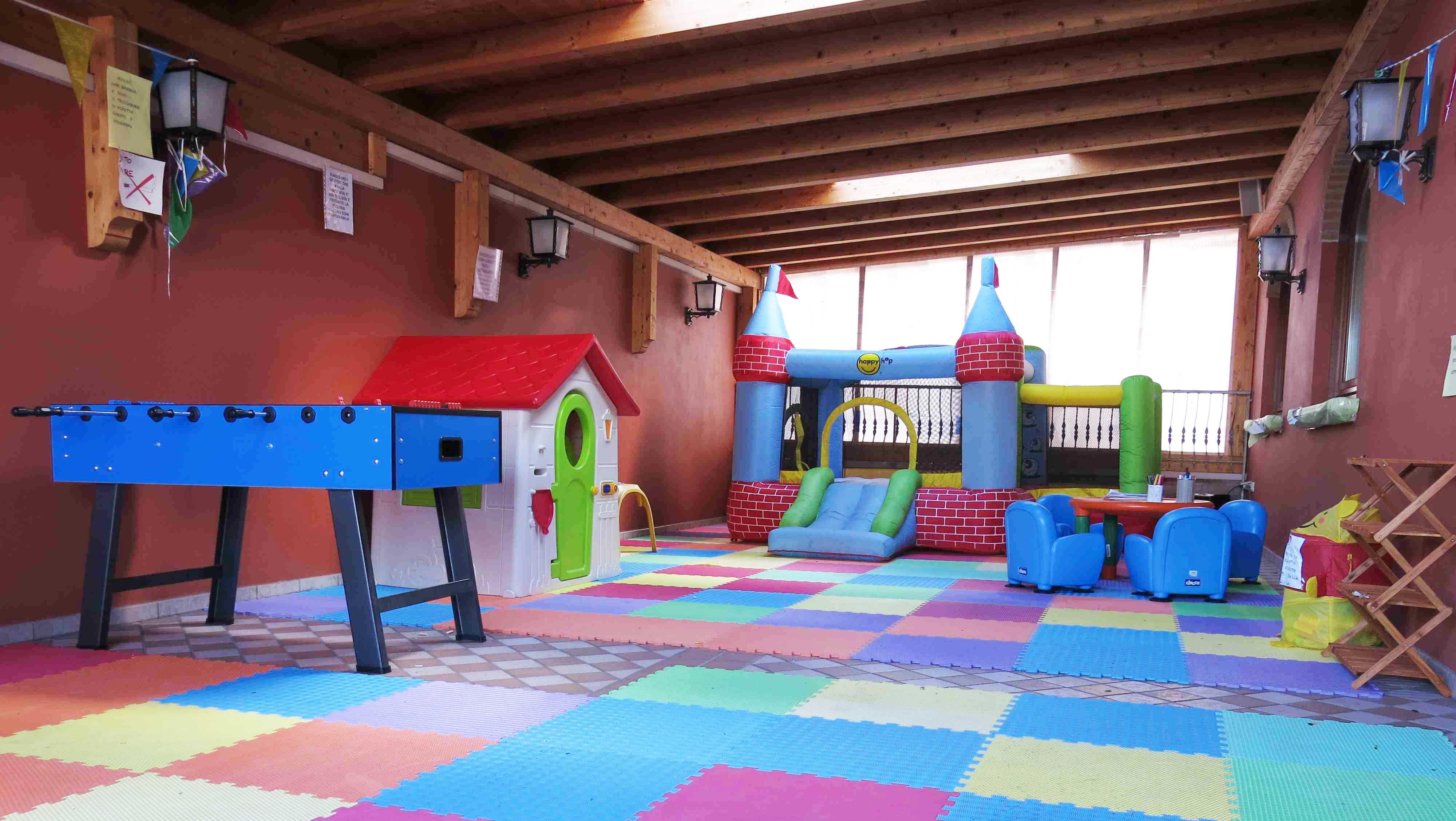 Sala Giochi Bimbi : Ristoranti con sala giochi per bambini