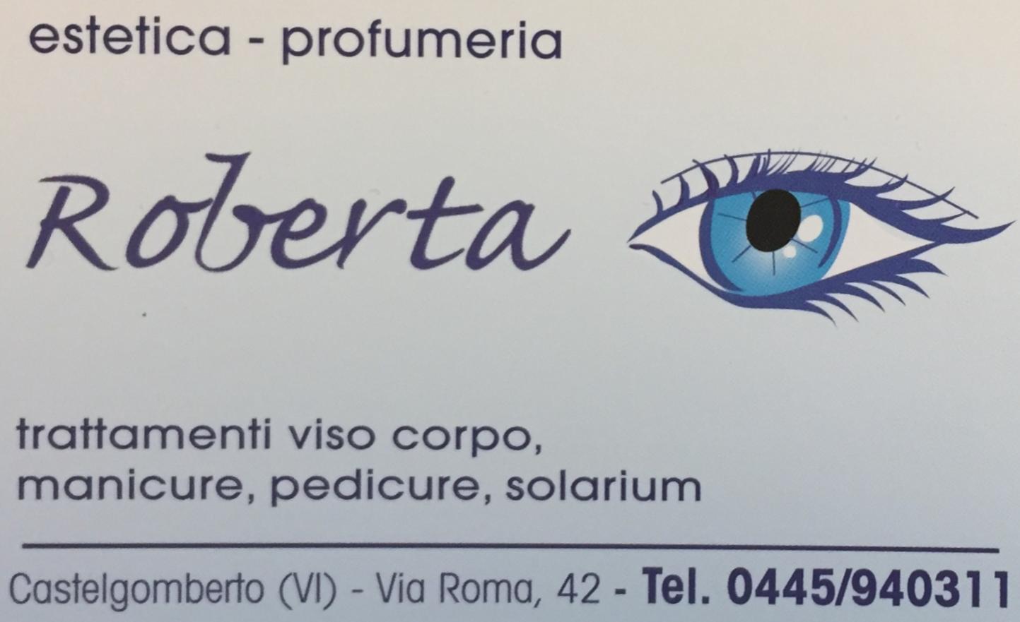"""Profumeria Estetica """"Roberta"""""""