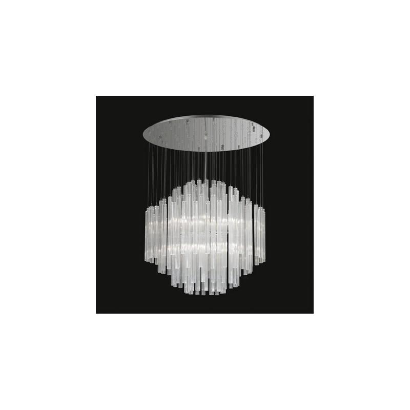 Illuminazione sospensione elegant ideal lux idea luce - Idea luce illuminazione ...