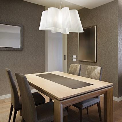 Illuminazione sospensione smug ideal lux idea luce e - Idea luce illuminazione ...