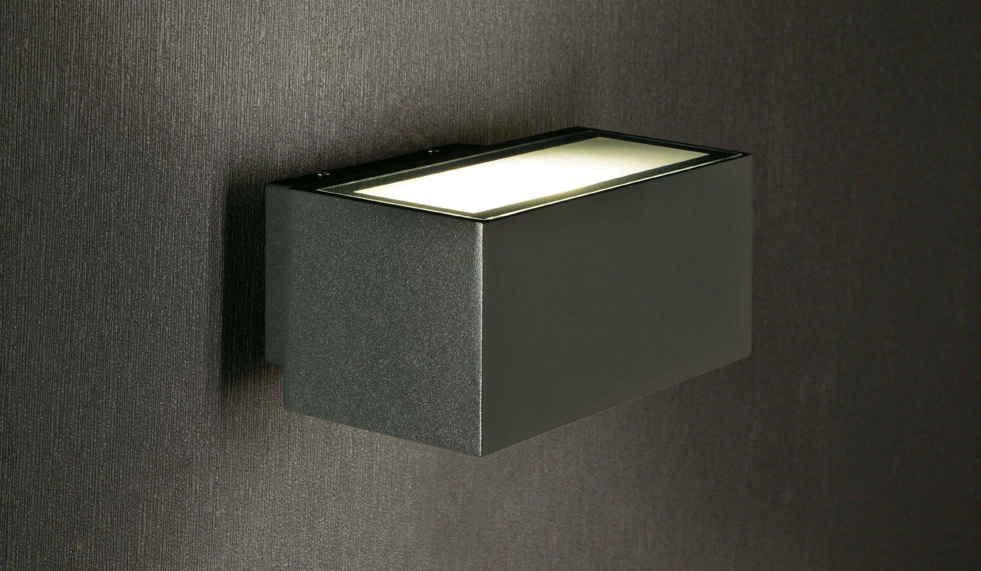 Illuminazione applique da esterno di design in alluminio payshop