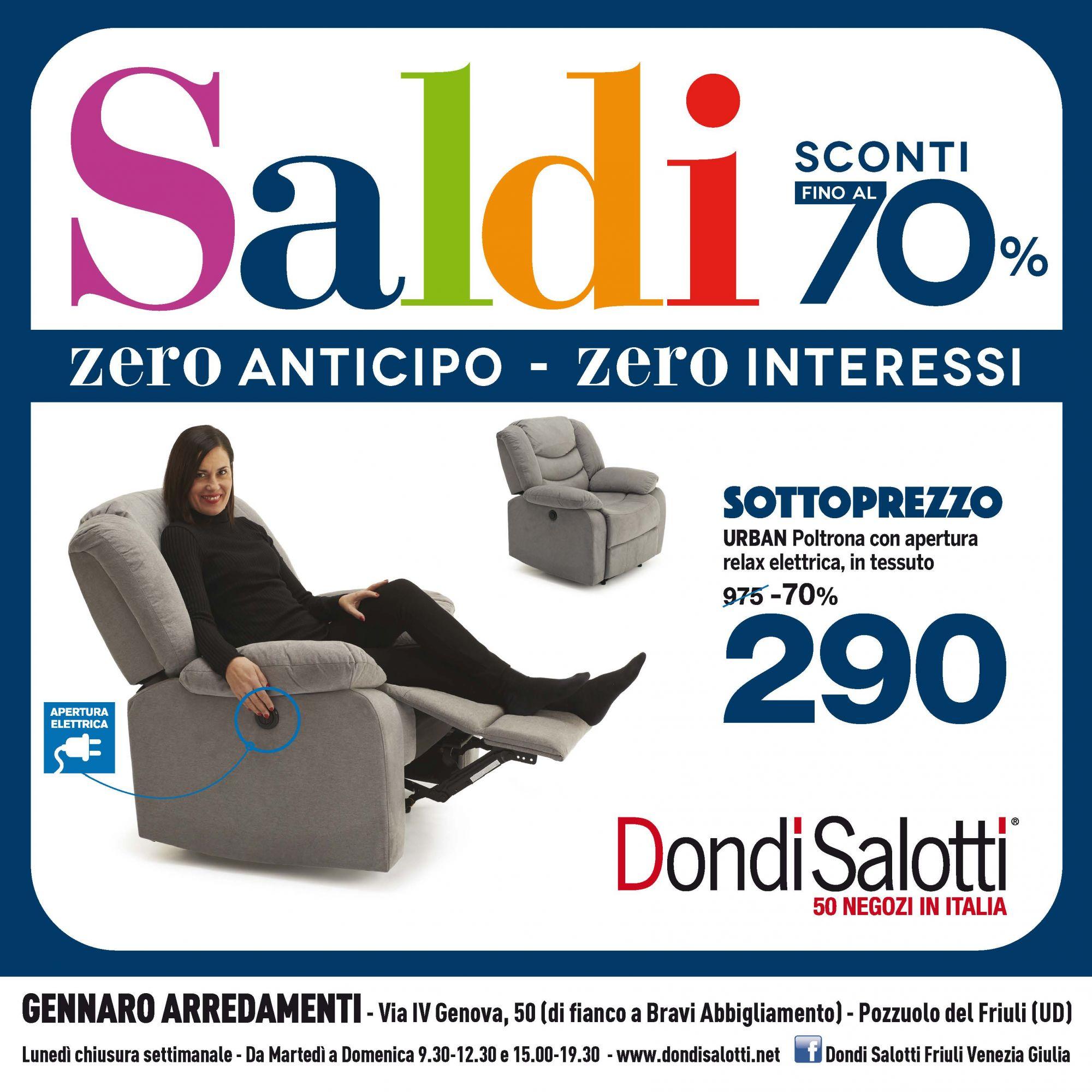 Best Dondi Salotti Opinioni Contemporary - acrylicgiftware.us ...