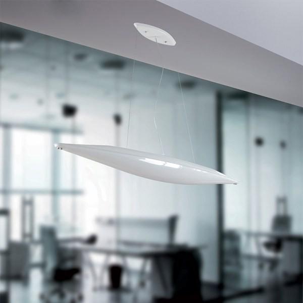 Illuminazione sospensione di design elica idea luce e - Idea luce illuminazione ...