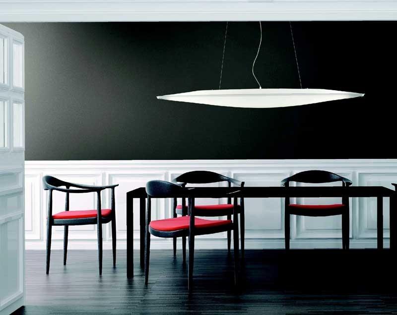 Illuminazione sospensione di design elica idea luce e for On off illuminazione milano