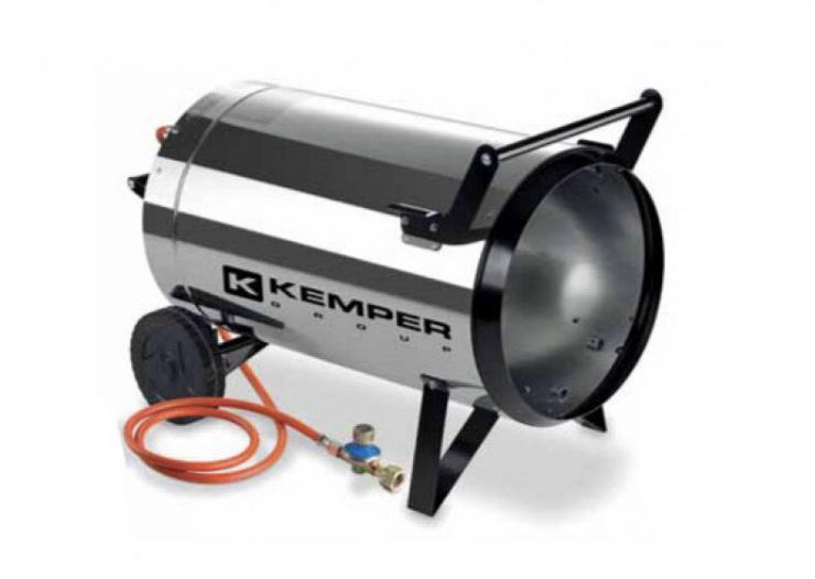 Noleggio Cannone aria calda Kemper gpl-ESTENSE GAS-ferrara - PayShop PayShop