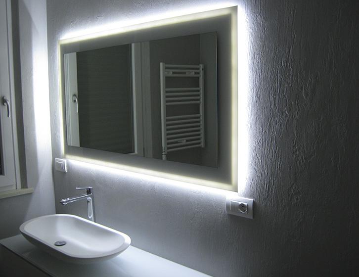 Produttore vetri termici a risparmio energetico civile e - Specchi bagno torino ...