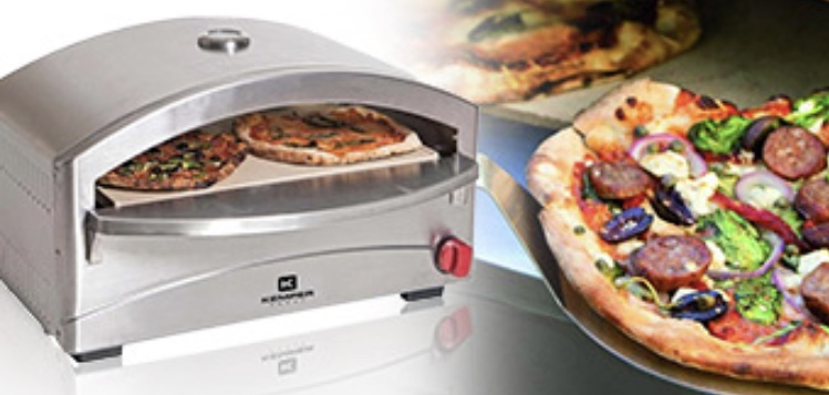 Forno per pizza kemper a gas estense gas ferrara payshop for Forno per pizza a gas