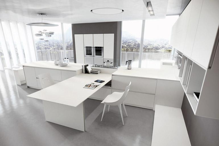 Home cucine spazio living il globo arredamenti lido for Globo arredamenti