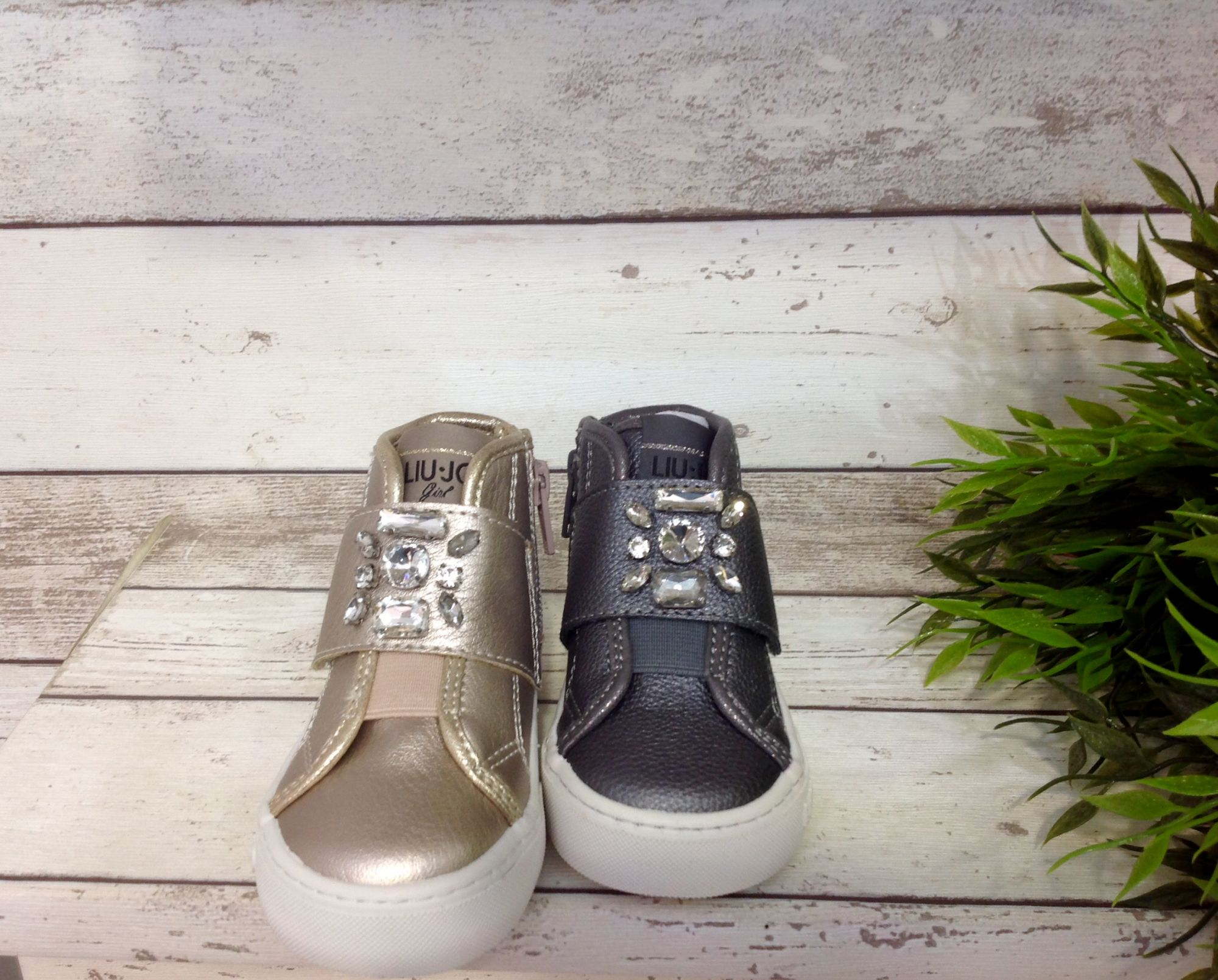 Liu jo calzature kids New Sneakers La Cicogna Lido degli
