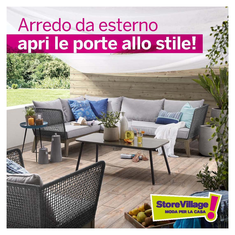 Beautiful arredamento da terrazzo offerte photos design for Arredo terrazza giardino offerte