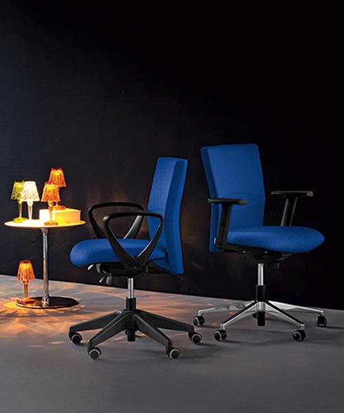 Sedie mobili da ufficio tecnoservice snc ferrara for Mobili ufficio verona