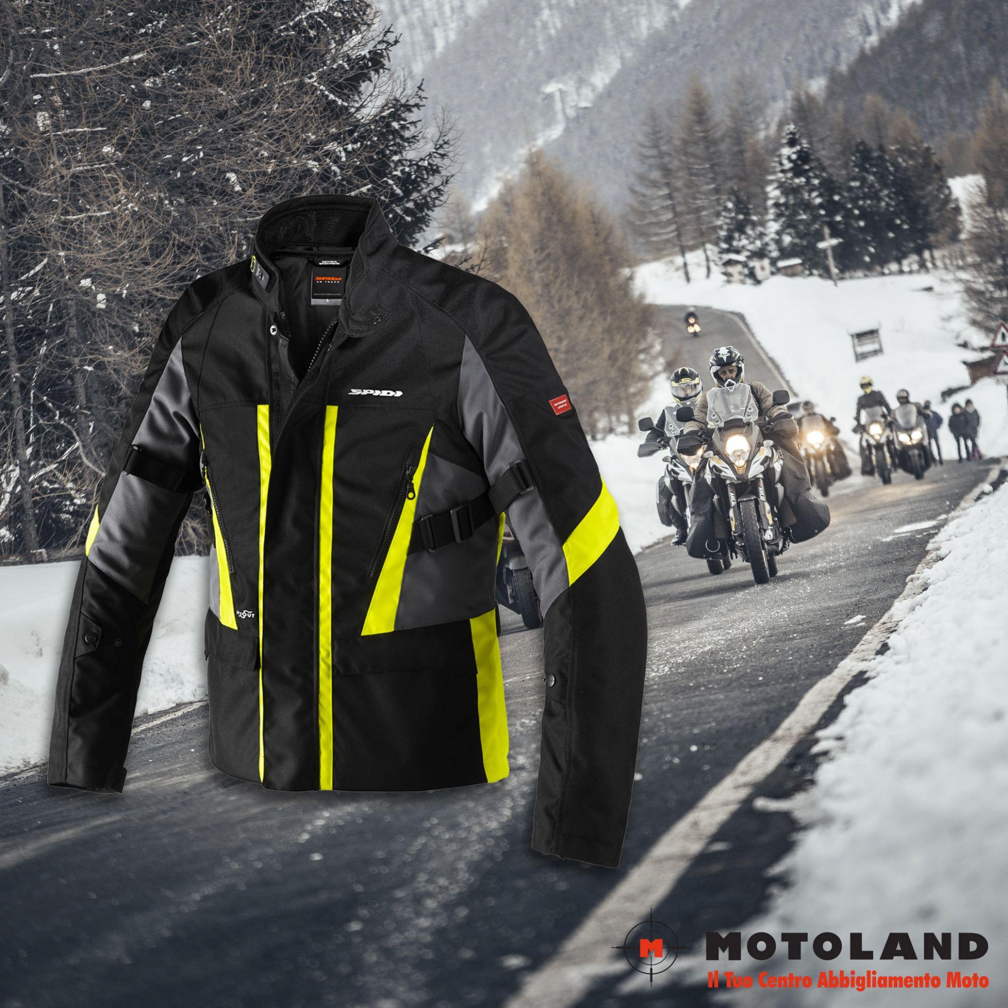 Giacche Moto Invernali