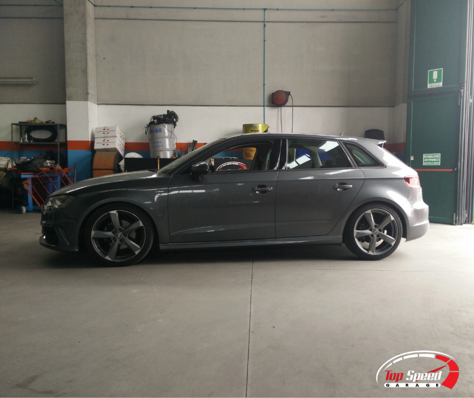 Assetto Audi A3 8v 2 0 Tdi Quattro  U2013 Top Speed Garage
