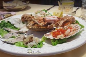 Specialità a base di pesce – Trento – Ristorante Pizzeria La Perla