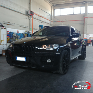 ASSETTO BMW X6 – TOP SPEED GARAGE – FERRARA
