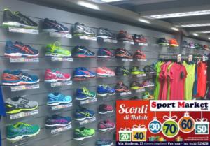 Sconti di Natale articoli sportivi – Rovigo – Sport Market Gelli