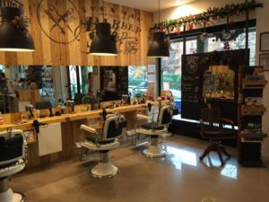Barber Shop – Bottega di Alessandra – Milano