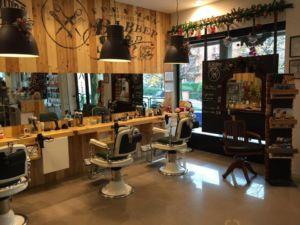 Barber Shop – Bottega di Alessandra – Milano