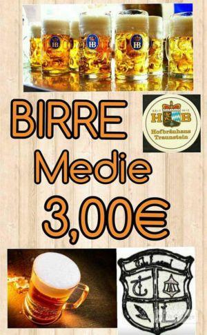 Birreria con birre medie a 3 euro – Vicenza – Thiene, Carrè, Zugliano, Sarcedo – THE LEGEND