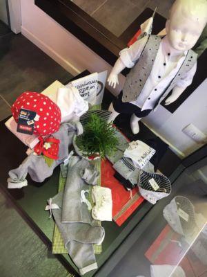 Abbigliamento e scarpe per bambini – Comacchio – Ferrara – La Cicogna
