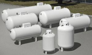 SERBATOIO INTERRATO GAS GPL-ESTENSE GAS-COMACCHIO