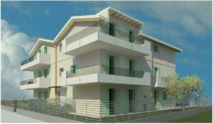 Vendita nuovo appartamento al 1° piano – Cittadella – Costruzioni Rosin