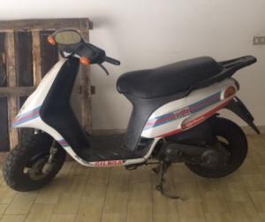 Vendo moto Typhoon usata a soli 200€ – Vicenza – Cogollo del Cengio