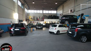 TUNING AUTO – TOP SPEED GARAGE – BOLOGNA