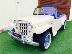WILLYS JEEPSTER VJ3 – Model Year 1950 – ASI- Ferrara – Gruppo Promotor S.r.l.