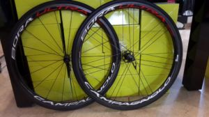 RUOTE CAMPAGNOLO BORA ULTRA 35MM TUBOLARI RED – VICENZA – VALDAGNO – DF SPORT EVOLUTION