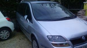 FIAT ULISSE 7 POSTI 2000 DIESEL-SPORT CAR-COMACCHIO-FERRARA