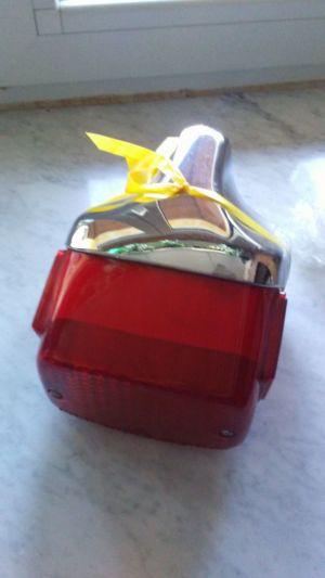 FANALE POSTERIORE DA MOTO -lido degli estensi -SPORT CAR-comacchio (fe)