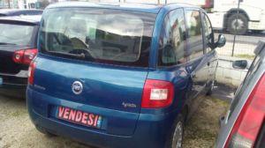 FIAT MULTIPLA 16 METANO-SPORT CAR-SAN GIUSEPPE.SS ROMEA -(FE)
