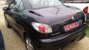 PEUGEOT 206 CABRIO 1600 BENZINA-SPORT CAR- SAN GIUSRPPE FERRARA