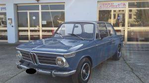 BMW 2002 ANNO 1968 – FRATELLI CARARA – MODENA – FERRARA