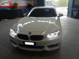 MAPPATURA CENTRALINA BMW 418d – TOP SPEED GARAGE – ROVIGO