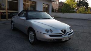 ALFA ROMEO GTV SPYDER ANNO 1995 – FRATELLI CARARA – FERRARA
