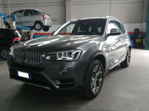 RIMAPPATURA CENTRALINA BMW X3 xDrive20d – TOP SPEED GARAGE – MODENA