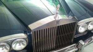 ROLLS ROY SILVER 1.. 1966 SPORT CAR .SAN GIUSEPPE FE