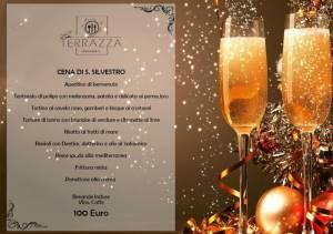 """Gran cenone di Capodanno al ristorante italiano"""" La terrazza """" , domina coral bay,  sharm el sheikh"""