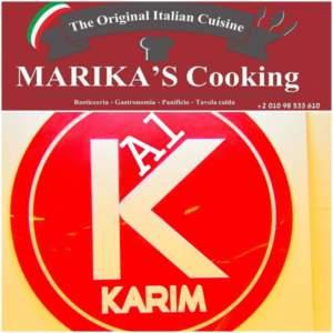 Vendita di prodotti alimentari italiani da Marika's Cooking , rosticceria e Gastronomia italiana a sharm el sheikh,  Delta sharm in collaborazione con Supermarket Al Karim